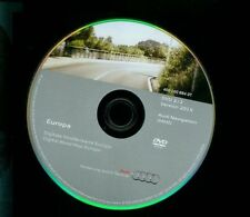 AUDI DVD EUROPA Deutschland Alpen Osteuropa Navi MMI 2G A4 A5 A6 4F A8 Q7 2015