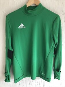 adidas climacool Green Training Top Aged 13-14. Worn Once