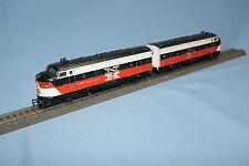 Marklin 3062 + 4062 US F7 Diesel Locomotive set NEW HAVEN