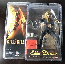 """Neca KILL BILL Vol. 2 ELLE DRIVER 7"""" Action Figure """"UNOPENED"""""""