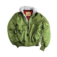 Ropa de hombre Alpha color principal verde