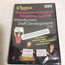 WONDERBOARD STUDENT RESPONSE SYSTEM INTRODUCTORY STAFF DEVELOPMENT DVD