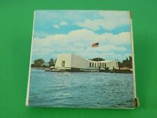Vintage Pearl Harbor Tour Film from the 1970's 8mm Vintage Hawaii Tour Film