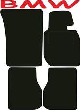 Calidad de lujo a medida Alfombrillas De Coche BMW e36 serie 3 Cabrio 1992-1998 ** Negro