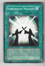 YU-GI-OH PLAYED Vereinigte Magier Common