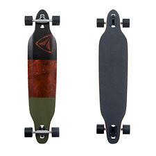Longboard Firefly Komplettboard Skateboard Set Urban City Cruiser Dropthrough