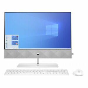 HP Pavilion AIO PC 24-k0025nf AMD RYZEN 7-4800H 16/256GB SSD+1TB HDD Windows 10