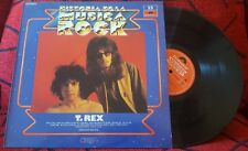 T.REX **Historia De La Musica Rock ** RARE & SCARCE 1982 Spain LP