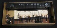 Vintage Athearn Ho Gauge Gondola Erie Lackawana Train Car Kit #1645 New In Box