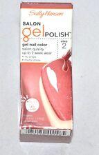 NEW Sally Hansen Salon Gel Polish Gel Nail Polish Step 2 Choose Color