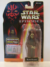 Star Wars Episode 1 The Phantom Menace Rune Haako MOC 1998 TPM