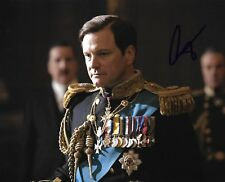 COLIN FIRTH Signed Autographed 'THE KING'S SPEECH' 8X10 Photo B