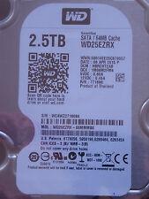 Western Digital WD25EZRX-00MMMB0 / HBRCHT2AB / 06APR2015 - 2,5 TB Hard Drive