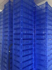 10 x #NEU#  Kisten, Plastikkisten, Gemüsekisten, Lagerkisten, Stapelkisten #NEU#