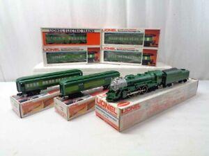 Lionel 6-8702 4-6-4 Southern Crescent Engine Tender w/ 6 passenger cars LN!