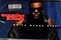 Dougie Dee - Do Ya Wanna Ride? Cassette Tape Single *New*