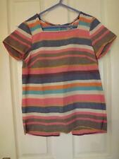 Boden Cotton Casual Striped Tops & Shirts for Women