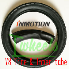 Original Inmotion V8 V5 V5D outer tire inner tube electric unicycle spare parts