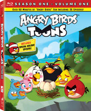 Angry Birds Toons: Season One Volume 1 [New Blu-ray] Subtitled, Widescreen