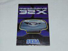 32X: Papel de especificaciones técnicas de Mega Drive 32X