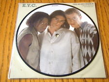 """E.Y.C. - one more chance 7"""" picture disc"""
