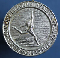The Women's League Health Beauty Movement is Life badge *[15417]