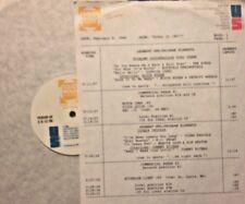 RADIO SHOW: 2/8/88 TODAY '67! BUFFALO SPRINGFIELD, PJ PROBY, SPENCER DAVIS,BYRDS