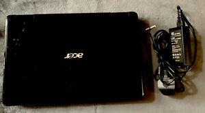 "Acer Aspire 5332 Intel T3000 1.80GHz 15.6"" 3GB RAM 136GB WIN 7 - Original - Read"
