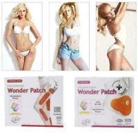 Wonder Patch Slimming Belt Body Leg Belly Sauna Burn Cellulite Weight Loss U3R9