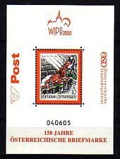 Österreich Block 13  postfrisch