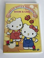 Hello Kitty's Paradise - Share And Care Vol 3 - DVD  Animated Color