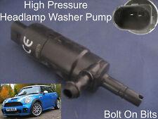 Headlamp/Headlight Washer Spray Cleaning Pump Mini 2007 to 2013 & Cabrio 2009 on