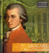 Mozart Musical Masterpieces - The Classic Composers series (CD)