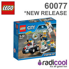60077 LEGO Space Starter Set CITY SPACE PORT Age 5-12 / 107 Pieces / NEW 2015!