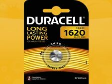 4 x Duracell CR1620 DL1620 Litio Pile a Bottone Blister Batterie