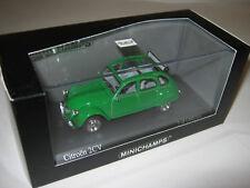 1:43 Citroen 2CV grün 1978 L.E. 1 of 1440 Minichamps 400111501 OVP new