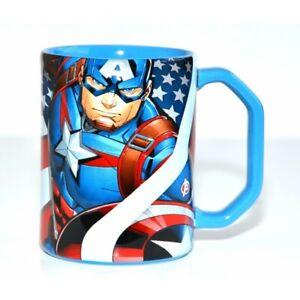 Captain America raised artwork Mug, Disneyland Paris Authentic