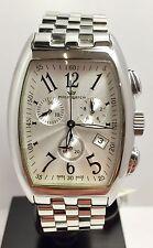 Orologio uomo Philip Watch Panama chrono - 40x34 - silver - R8273985015 - Nuovo