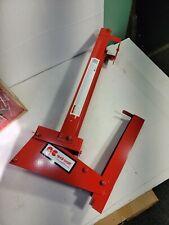 Qual Craft 2204 Scaffold Pump Jack Work Bench Guard Rail Holder Combo 002