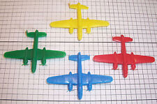 Multiple Products Toymakers MPC Airplane USAAF WW2 B-25 Mitchell Bomber Plane