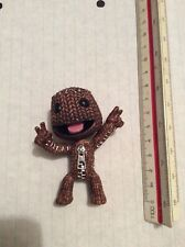 "Little Big Planet - Sack Boy Figures 3"" Rare  Two number"