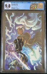 Marauders #13 Unknown Comics Virgin Variant CGC 9.8 Custom X-MEN Label