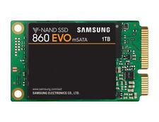Samsung 860 EVO 1 TB, Internal, mSATA (MZM6E1T0BW) Solid State Drive