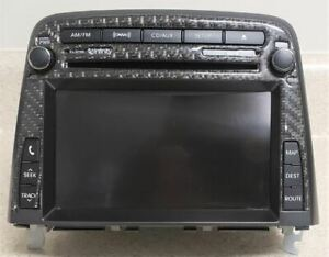 A/V Audio Equipment Radio Coupe Receiver With Navigation Fits 09-12 GE
