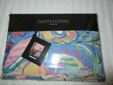 Collier Campbell Tambourine King Flat Sheet New /Sealed 200 Blend