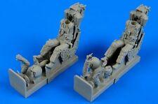 Aerobonus 1/48 F-4 phantom us navy pilote et opérateur avec sièges éjectables # 480070