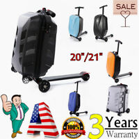 "20""/21"" Scooter Suitcase 