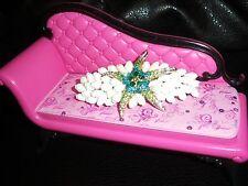 STARFISH & Genuine Shells Jewelry BARRETTE Blues/Green SEA BOUND!