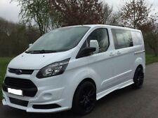 FORD TRANSIT CUSTOM RS FRONT BUMPER