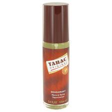 Tabac Original by Maurer & Wirtz For Men Deodorant Spray 3.4 oz Glass Bottle